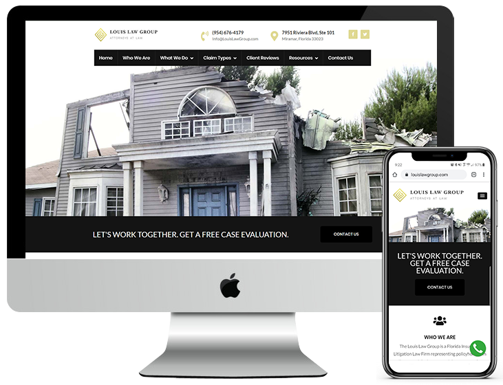 Work 1804websolutions Miami Website Design And Seo Company